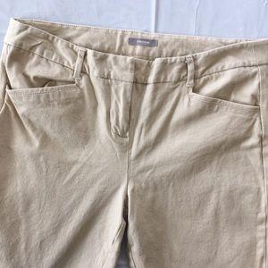 Maurices Khaki Skinny Pants